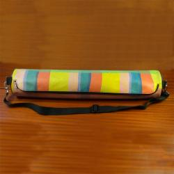 Recycled Plastic New Life Yoga Mat Bag (India)