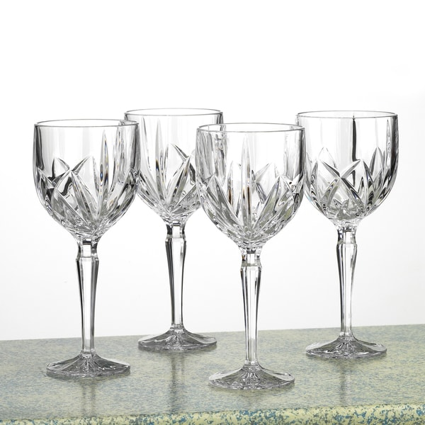 Marquis By Waterford Brookside All Purpose Wine Glasses
