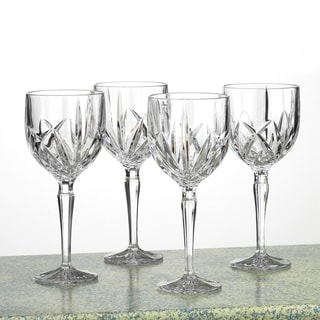 Marquis by Waterford &#39;Brookside&#39; White Wine Glasses (Set of 4)