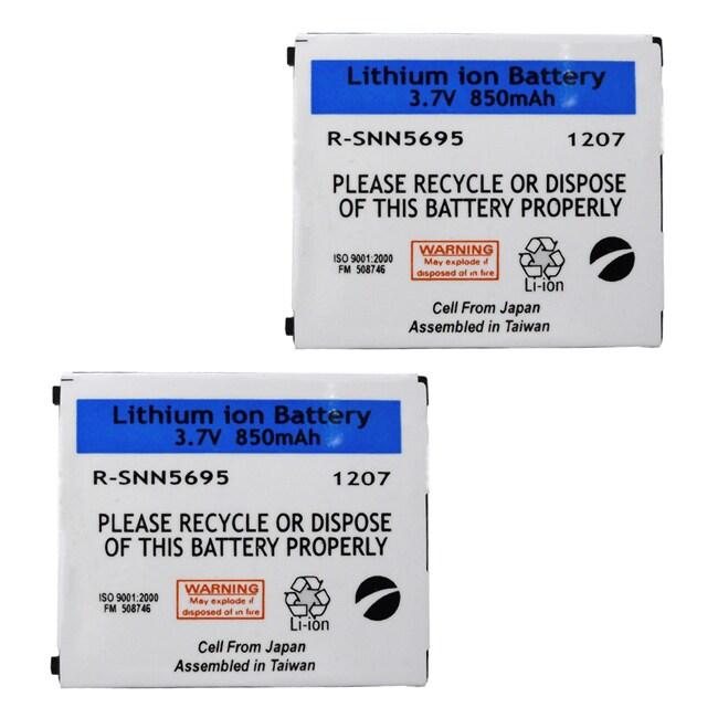 Motorola V710 E815 E816 A840 A860 Lithium Ion Cell Phone Battery (Bulk Packaging)