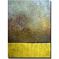 Michelle Calkins 'Earth Study II' Gallery-wrapped Canvas Art