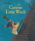 The Curious Little Witch (Hardcover)