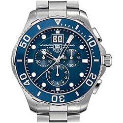 Tag Heuer Men's Aquaracer 5 Chronograph Grand Date Watch