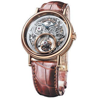 Breguet Men's Classique Grande Complication Tourbillion Messidor Watch