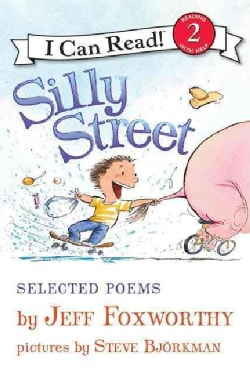 Silly Street: Selected Poems (Paperback)