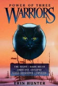 Warriors: Power of Three: Sunrise, Long Shadows, Eclipse, Outcast, Dark River, and the Sight (Paperback)