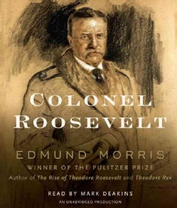 Colonel Roosevelt (CD-Audio)