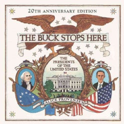 The Buck Stops Here: The Presidents of the United States (Hardcover)