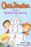 Cam Jansen and the Wedding Cake Mystery (Hardcover)