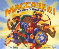 Maccabee!: The Story of Hanukkah (Paperback)