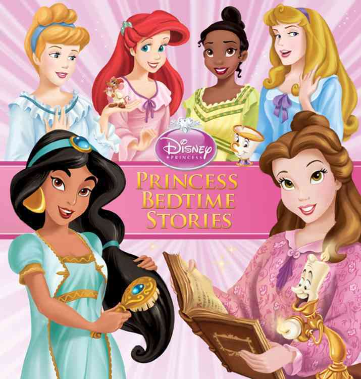 Princess Bedtime Stories (Hardcover)