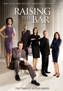 Raising The Bar Season Two (DVD)