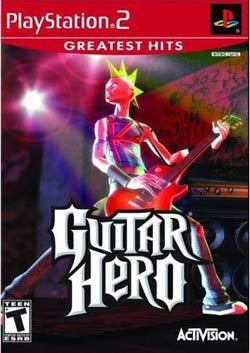 PS2 - Guitar Hero 1 (Greatest Hits)