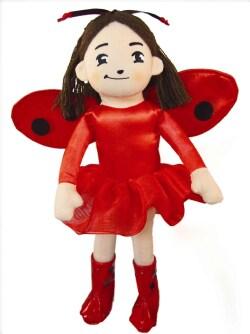 Ladybug Girl (Doll)