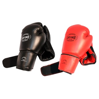 Pro Boxing Gloves (Set of 2 Pairs)