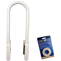 Safety First Grab Bar and Treads Bathtub Safety Kit
