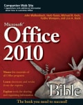 Microsoft Office 2010 Bible (Paperback)