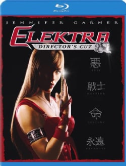 Elektra (Director's Cut) (Blu-ray Disc)