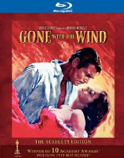 Gone With The Wind: The Scarlett Edition (Blu-ray Disc)