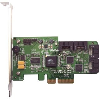 HighPoint RocketRAID 640 4-port SATA RAID Controller