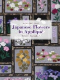 Japanese Flowers in Applique (Paperback)