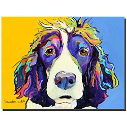 Pat Saunders-White 'Sadie' Canvas Art