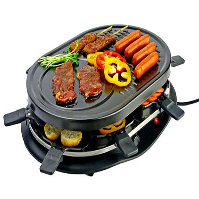 Home Image 8-person Electric Party Grill