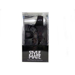 HAI Stylemate Black Hair Dryer