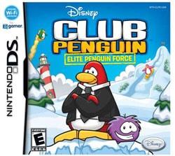 Nintendo DS - Club Penguin: Elite Penguin Force: Herbert`s Revenge