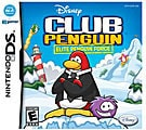 Nintendo DS - Club Penguin: Elite Penguin Force: Herbert`s Revenge