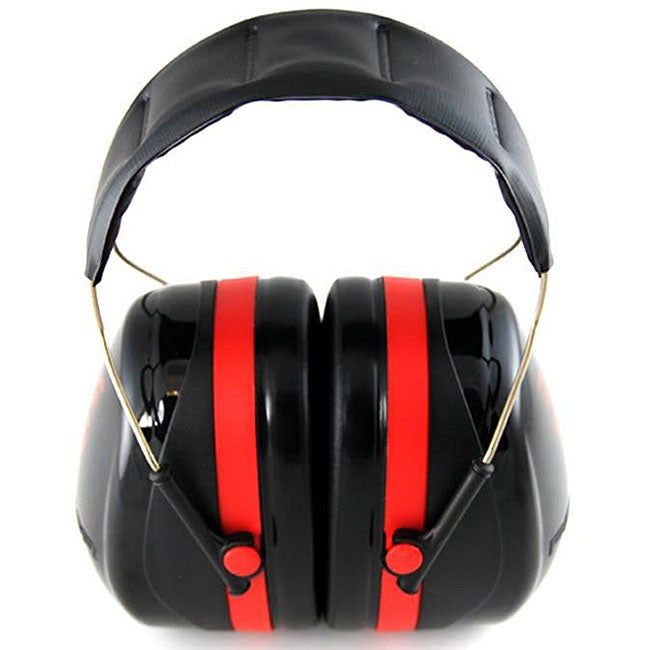 Peltor Black/ Red Ultimate 10 Hearing Protector