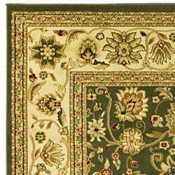 Safavieh Lyndhurst Collection Majestic Sage/ Ivory Runner (2'3 x 20')