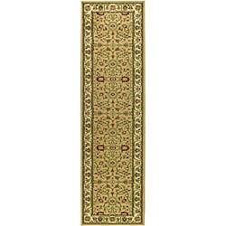 Safavieh Lyndhurst Collection Majestic Beige/ Ivory Runner (2'3 x 20')