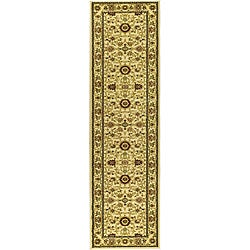 Safavieh Lyndhurst Collection Majestic Ivory/ Ivory Runner (2'3 x 20')
