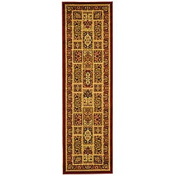 Lyndhurst Collection Isfan Red/ Multi Runner (2'3 x 20')