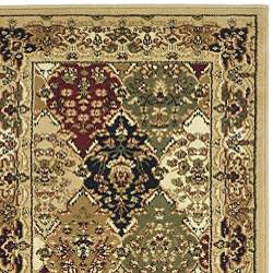 Safavieh Lyndhurst Collection Multicolor/ Beige Runner (2'3 x 12')
