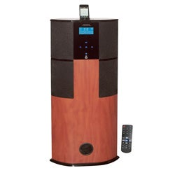 Pyle PHST90ICW 600-watt Home Theater Tower Ipod Dock