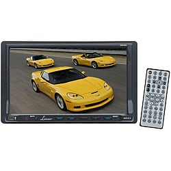 Lanzar SDN70U 7-inch Double Din Touchscreen Mobile Video Player
