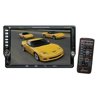 Lanzar SD76MUBT 7-inch Touchscreen Bluetooth Mobile Video Player