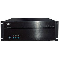 Pyle PT8000CH 19-inch Rack Mount Stereo/ Mono Amplifier