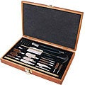 Outers 28-piece Universal Wood Gun Cleaning Box