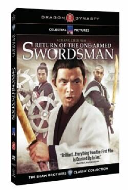 Return Of The One-Armed Swordsman (DVD)