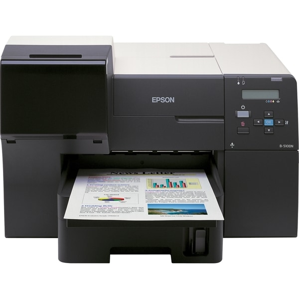 Epson Business Inkjet B-510DN Inkjet Printer - Color - 5760 x 1440 dp