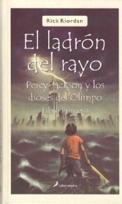 El ladron del rayo / The Lightning Thief (Paperback)