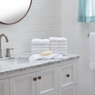 Porch & Den Harcourt Turkish Cotton Washcloth (Set of 12)