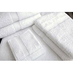 Authentic Hotel & Spa Turkish Cotton Hand Towels (Set of 6)