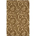 Hand-tufted Leuven New Zealand Wool Rug (3'3 x 5'3)