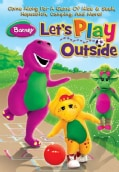 Barney: Let's Play Outside (DVD)