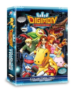 Digimon Data Squad Collection Two (DVD)