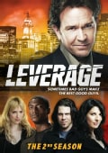 Leverage: The Second Season (DVD)
